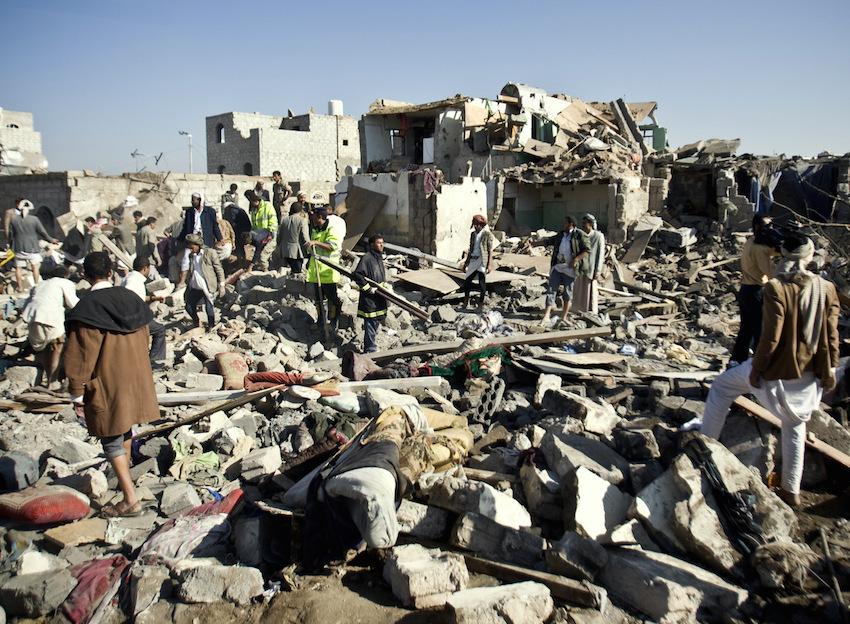 Yemen, la guerra de la vergüenza
