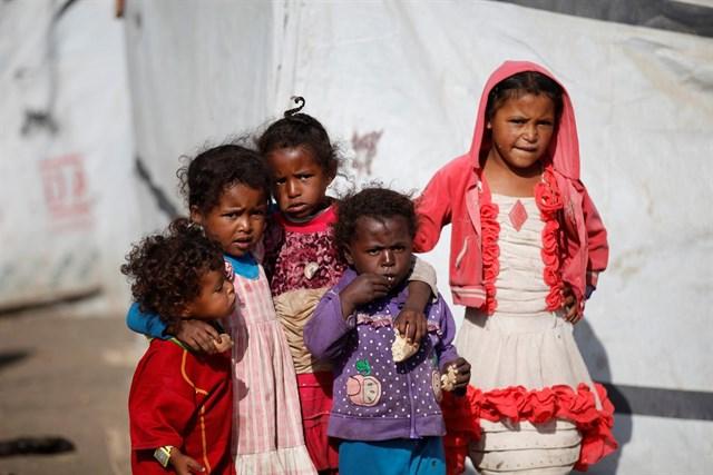 En Yemen aún no hay oficialmente hambruna, pero ya muere un niño cada 10 minutos