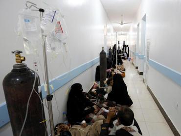 Brote de cólera deja 34 muertos en 11 días en Yemen