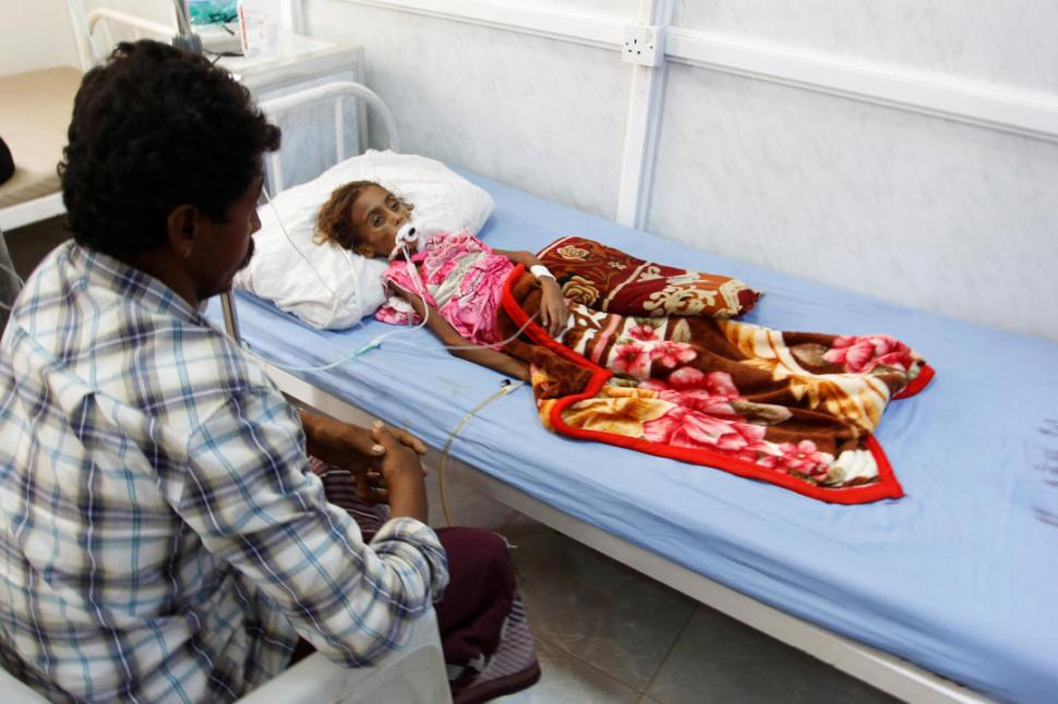 Las naciones del primer mundo son responsables de la tragedia en Yemen