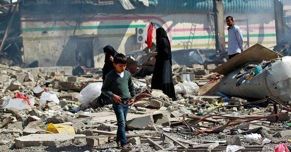 El cólera golpea la capital de Yemen