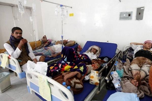 Aumentan a 746 las muertes por cólera en Yemen