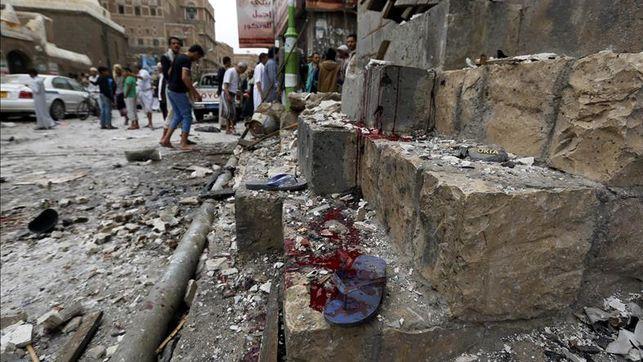 Los Presupuestos Generales del Estado olvidan a las personas bajo las bombas en Yemen