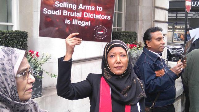 """La """"resistencia femenina"""" histórica que permanece en el """"desconocido y olvidado"""" Yemen"""