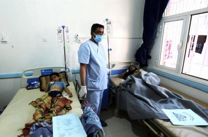 Asciende a 1.054 el número de muertos por cólera en Yemen