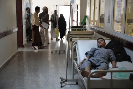 """""""ONU: Se debería haber hecho más para combatir el cólera en Yemen"""""""