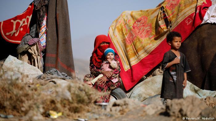 Yemen; la mayor hambruna que el mundo haya visto.