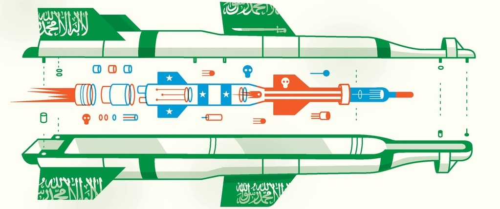 Cómo los EE. UU. están empeorando la guerra en Yemen