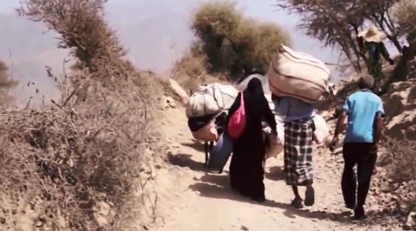 El horror de vivir en Yemen