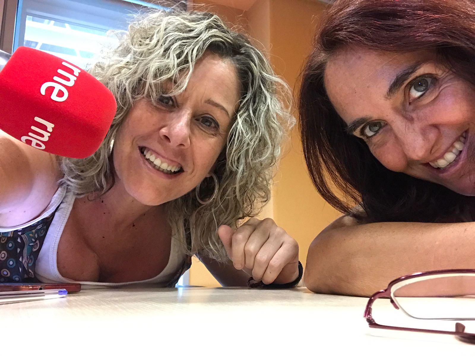 """Entrevista en """"Mediterráneo"""" Radio 3.  5 de agosto 2018"""