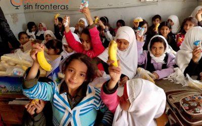 El Salto Diario: Desayunos contra el matrimonio infantil en Yemen