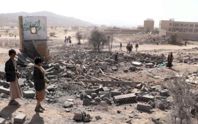 Yemen, el lugar donde nadie escucha tus gritos.