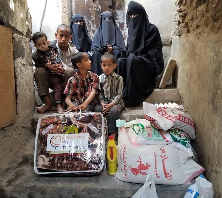 Nuevo reparto de familias; Periferia de Sana'a