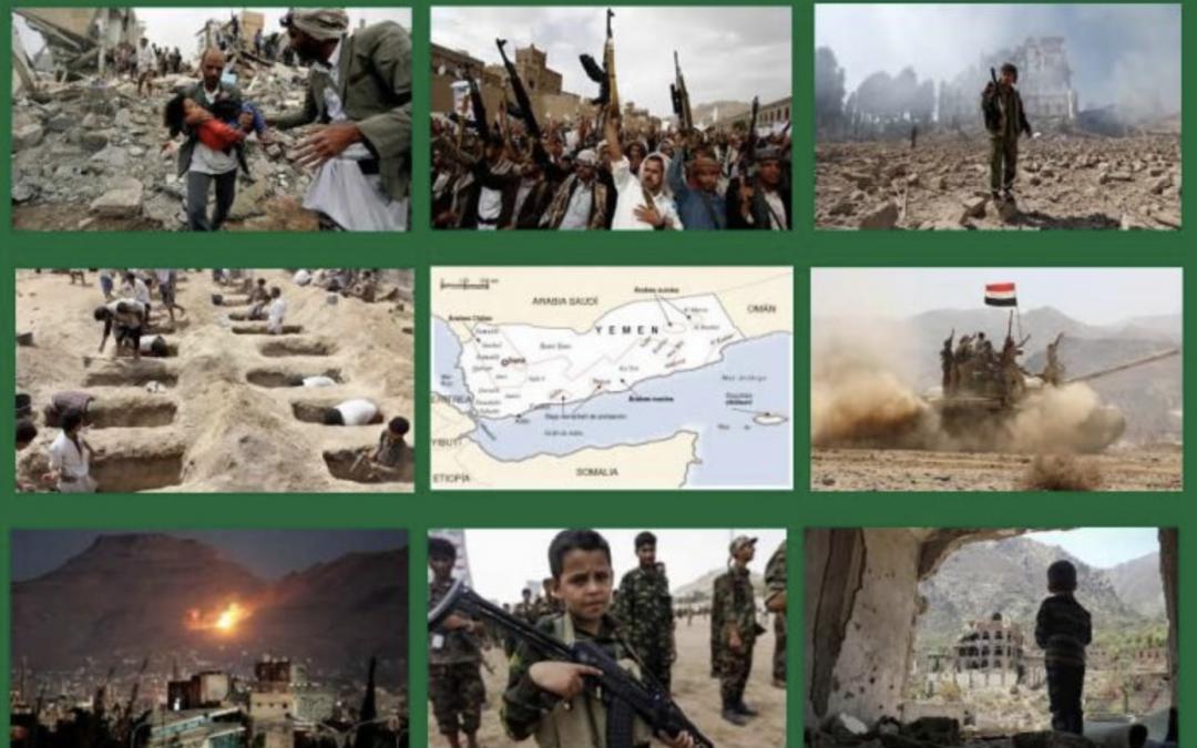 Yemen: Atroz Balance de una Ignorada Guerra sin Fin