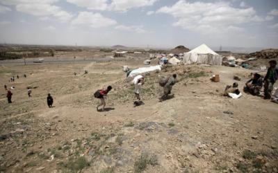 El PMA suspende parcialmente sus operaciones en Sana'a
