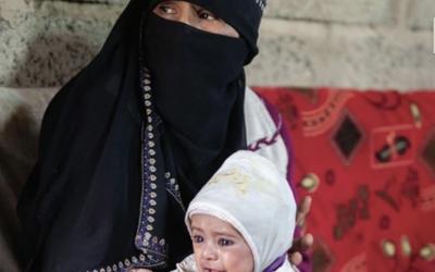 Cada Hora mueren 3 recién nacidos en Yemen
