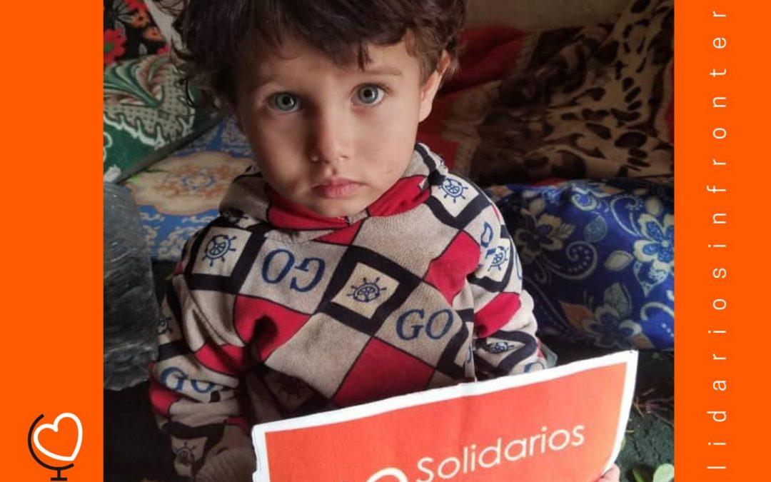 ¡4º Aniversario de Solidarios sin Fronteras!
