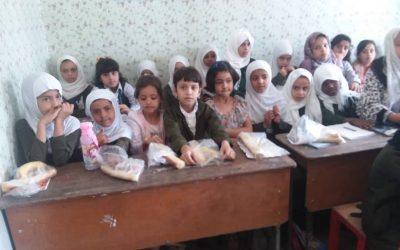Inicio del curso escolar en Yemen (14 septiembre 2019)