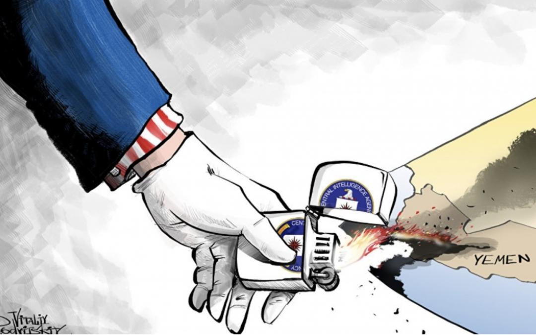 Niños yemeníes son masacrados con armas de EEUU, pero la conmoción mundial es por el petróleo.