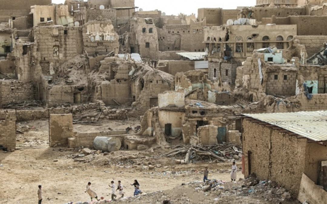 Así está Yemen