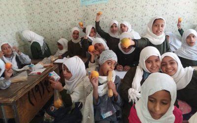 2o aniversario de nuestro proyecto Desayunos para Educar y Proteger en Yemen
