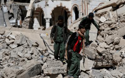 5 años enviando sufrimiento a Yemen