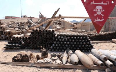 De lectura imprescindible: Desde bombas de racimo a residuos tóxicos