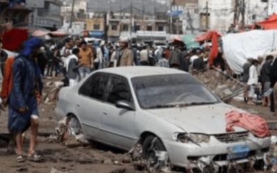 Pese a la amenaza del Covid19, la guerra sigue sin pausa en Yemen