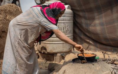 La Covid-19 amenaza con duplicar el número de personas con hambre aguda