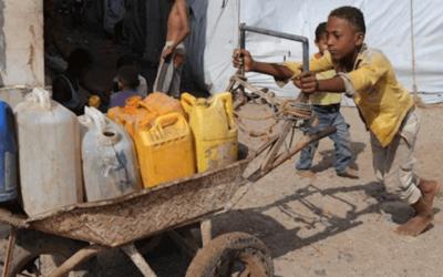 Cólera, diarreas agudas, y Covid-19 en Yemen