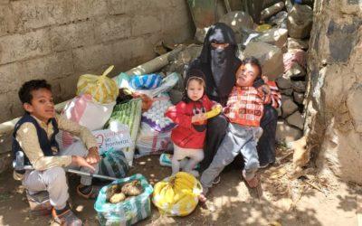 Seguimos distribuyendo packs alimentación. Ramadán 2020