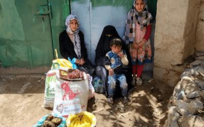 Seguimos alimentando a las familias de Yemen (Ramadán 2020)