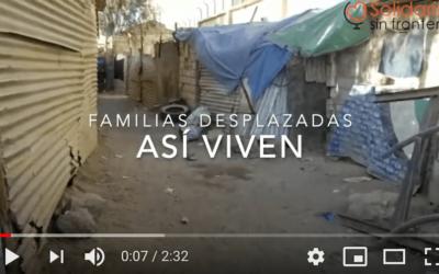 """Así (MAL)viven """"nuestras familias"""" en Yemen"""