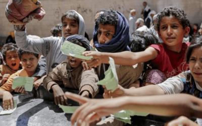 El trabajo y el matrimonio infantil aumentan en Yemen