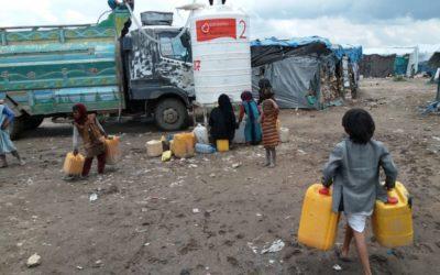 Agua para Yemen